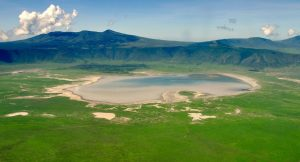 Day trip to Ngorongoro Crater