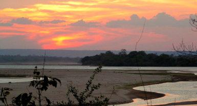 Selous Game Reserve (3N 4D By Air)